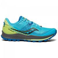 [해외]써코니 Peregrine 11 Trail Running Shoes 4138273518 Royal / Limelight