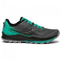 [해외]써코니 Peregrine 11 Trail Running Shoes 4138273520 Shadow / Jade