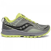 [해외]써코니 Xodus 11 Trail Running Shoes 4138273542 Tide / Keylime