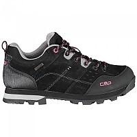 [해외]CMP Alcor Low Trekking WP Hiking Shoes 4138309081 Black