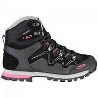 [해외]CMP Athunis Mid WP Hiking Boots 4138309110 Black