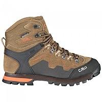 [해외]CMP Athunis Mid WP Hiking Boots 4138309112 Corteccia