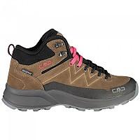 [해외]CMP Kaleepso Mid WP Hiking Boots 4138309386 Castoro