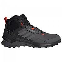 [해외]아디다스 테렉스 AX4 Mid Goretex Hiking Shoes 4138103844 Core Black / Solar Red / Carbon