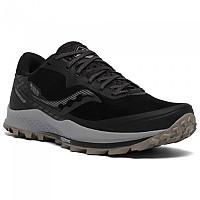 [해외]써코니 Peregrine 11 Goretex Trail Running Shoes 4138273512 Black / Gravel