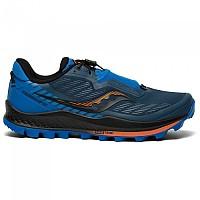 [해외]써코니 Peregrine 11 ST Trail Running Shoes 4138273516 Space / Royal