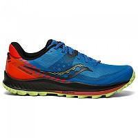 [해외]써코니 Peregrine 11 Trail Running Shoes 4138273519 Royal / Space / Fire