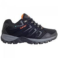 [해외]HI-TEC Torca Low WP Hiking Shoes 4138315797 Black / Burnt Orange