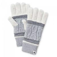 [해외]스마트울 Popcorn Cable Gloves 4138212083 Natural Donegal