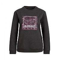 [해외]마무트 Sweatshirt 4138294626 Black Melange