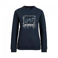 [해외]마무트 Sweatshirt 4138294629 Marine Melange
