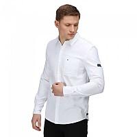 [해외]레가타 Darien Long Sleeve Shirt 4138168186 White Oxford