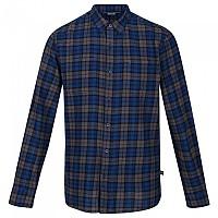 [해외]레가타 Lance Long Sleeve Shirt 4138168837 AviatorBlChk