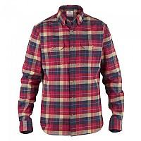 [해외]피일라벤 Singi Heavy Flannel Long Sleeve Shirt 4138245266 Deep Red