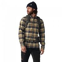[해외]피일라벤 Singi Heavy Flannel Long Sleeve Shirt 4138245267 Green-Deep Forest