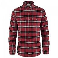 [해외]피일라벤 ?vik Heavy Flannel Long Sleeve Shirt 4138262947 Red Oak-Fog