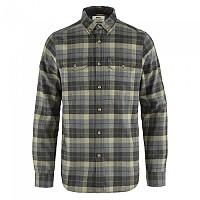 [해외]피일라벤 Singi Heavy Flannel Long Sleeve Shirt 4138263007 Super Grey-Stone Grey