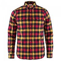 [해외]피일라벤 Skog Long Sleeve Shirt 4138263023 True Red