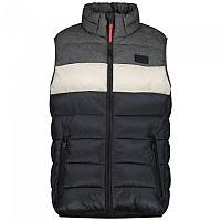 [해외]CMP Man Vest Vest 4138277451 Black