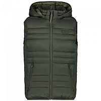 [해외]CMP Zip Hood Vest 4138315770 Bark