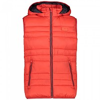 [해외]CMP Zip Hood Vest 4138315773 Grenadine