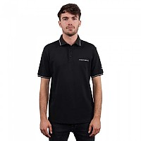 [해외]FISCHER Business Short Sleeve Polo 4138343539 Black