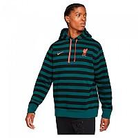 [해외]나이키 Liverpool FC Fleece 21/22 Sweatshirt 3138253261 Dk Atomic Teal / Black / Bright Crimson