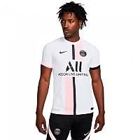 [해외]나이키 Paris Saint Germain Away 21/22 T-Shirt 3138253455 White / Arctic Punch / Black