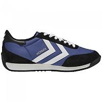 [해외]험멜 Stadion Shoes 3138037804 Black / Blue