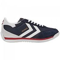 [해외]험멜 Stadion Shoes 3138037805 Black Iris / Bright White