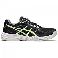 [해외]아식스 Upcourt 4 Shoes 3138131650 Black / Illuminate Yellow