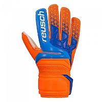 [해외]로이쉬 Prisma SG Junior Goalkeeper Gloves Refurbished 3138343044 Shocking Orange / Blue
