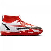 [해외]나이키 Mercurial Vapor Superfly VIII Academy CR7 TF Football Boots 3138253317 Chile Red / Black-White-Total Orange