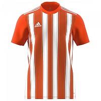 [해외]아디다스 Striped 21 Short Sleeve T-Shirt 3137958263 Team Orange / White