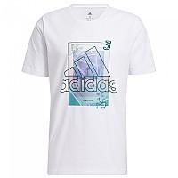 [해외]아디다스 Tback Bos Shirt 3138110254 White
