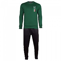 [해외]GIVOVA 100 Track Suit 3138330627 Green / Black