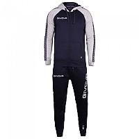 [해외]GIVOVA 103 Track Suit 3138330681 Blue / Light Grey
