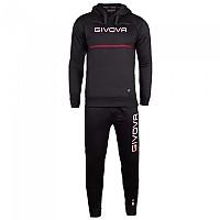 [해외]GIVOVA 106 Track Suit 3138330715 Black / Black