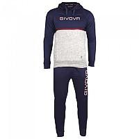 [해외]GIVOVA 106 Track Suit 3138330721 Blue / Light Grey