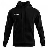 [해외]GIVOVA 500 Full Zip Sweatshirt 3138330727 Black