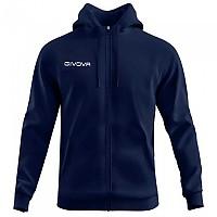 [해외]GIVOVA 500 Full Zip Sweatshirt 3138330729 Blue