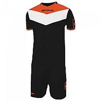 [해외]GIVOVA Campo Set 3138330743 Black / Fluo Orange