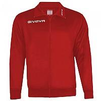 [해외]GIVOVA Mono 500 Full Zip Sweatshirt 3138330807 Red