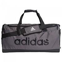 [해외]아디다스 Linear M Bag Grey Six / Black / Black