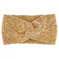 [해외]PIECES Prylon Headband Amber Gold