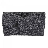 [해외]PIECES Prylon Headband Black