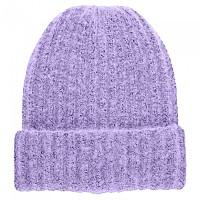 [해외]PIECES Pyron Structured Beanie Lavender