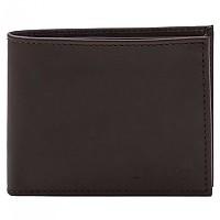 [해외]리바이스 FOOTWEAR Wordmark Bifold Wallet Brown