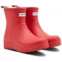 [해외]헌터 Original Play Short Wellington Boots Logo Red