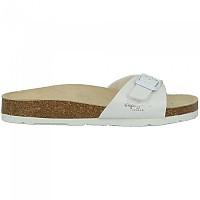 [해외]페페진스 Oban Basic Loafer Sandals White
